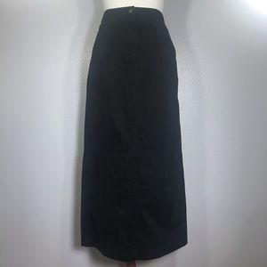 Vintage 90's LAUREN RALPH LAUREN Maxi Skirt Size10